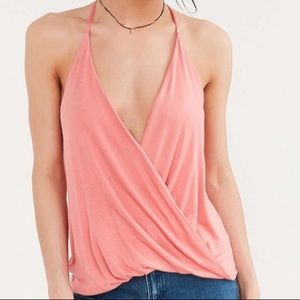 Urban Outfitters Surplice Top